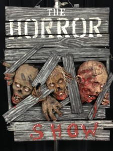 The Horror Show: Sign- Created by Tom Dead Stuff