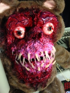 The Horror Show: Bloody Ruxpin A.K.A. Scare Bear