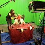 The Horror Show: Marcia Parker and Jamie En Fuego