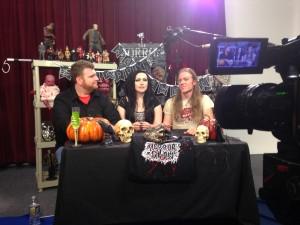The Horror Show: Cecil Laid, Susie Von Slaughter, Jamie En Fuego