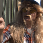 """The Horror Show: Episode 16 - """"Zed the Zombie Hunter"""" Comedy Sketch"""