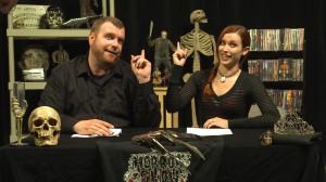 """The Horror Show: Episode 19a - """"No One Lives"""" Regular Review"""