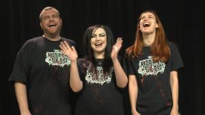 The Horror Show: Episode 6 - Bloopers - Week #1