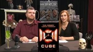 Episode 15b- Cube Spoiler Review