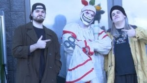 Episode 40- Twisty the Clown At Phoenix Comicon Fan Test 2014 Part 2